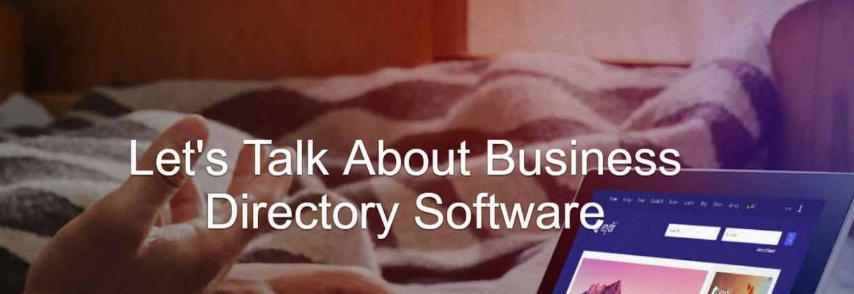 ezydir Directory Software