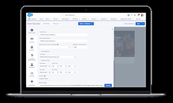 fonteva event management software