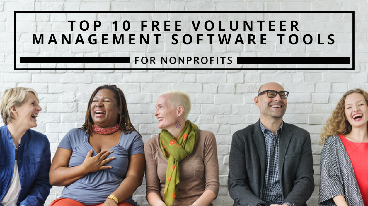 Free Volunteer Management Software