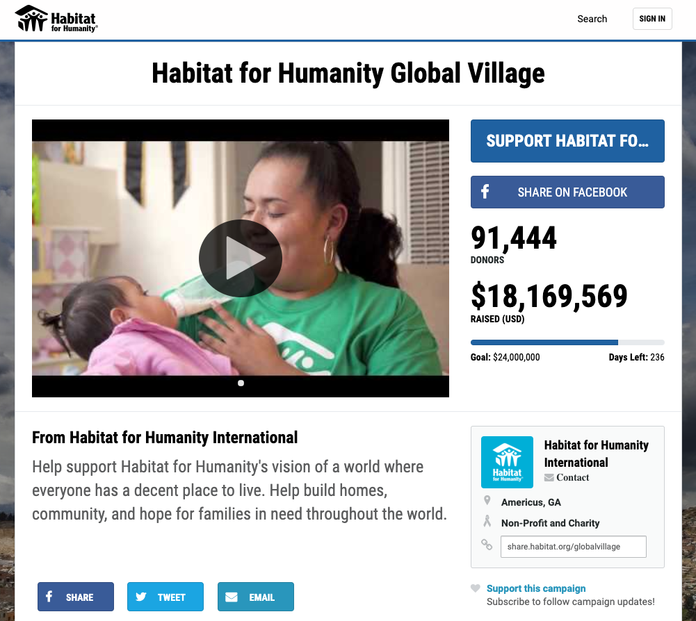 fundly crowdfunding for nonprofits