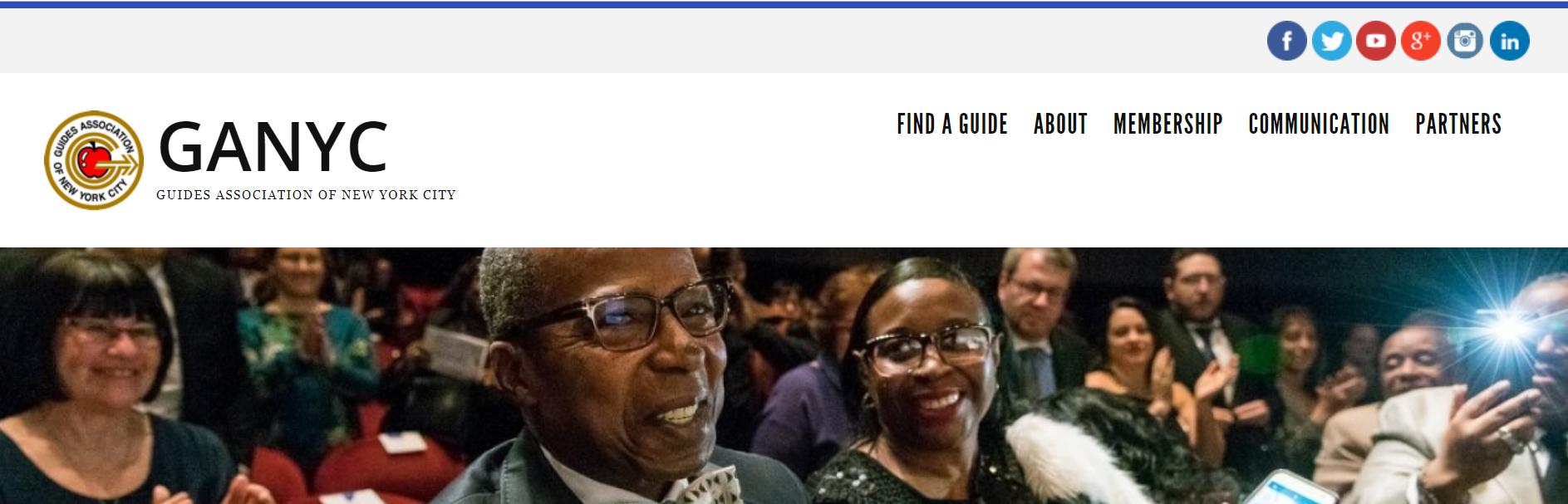 GANYC website