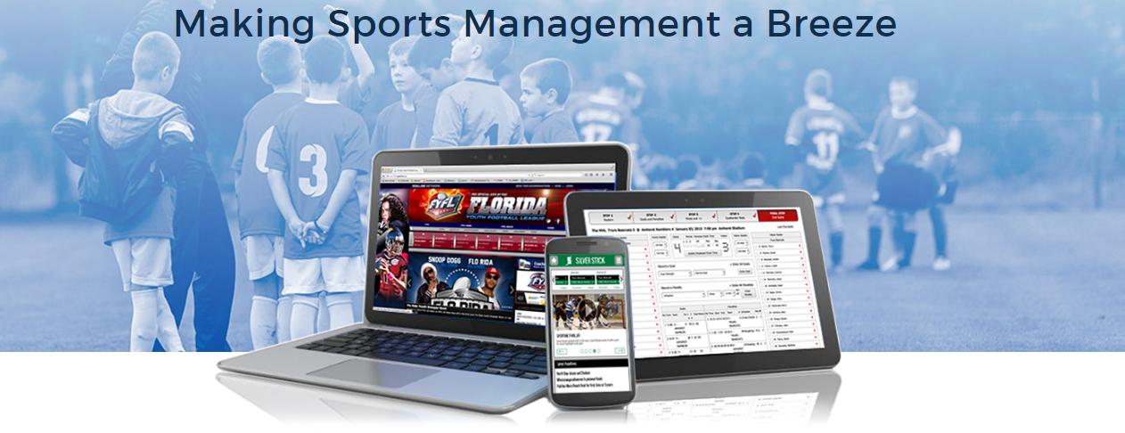 sports team management app goalline