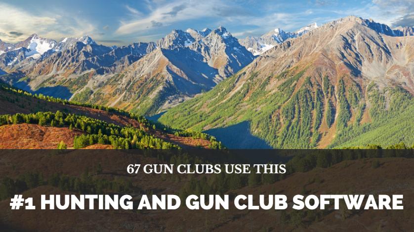Gun Club Software