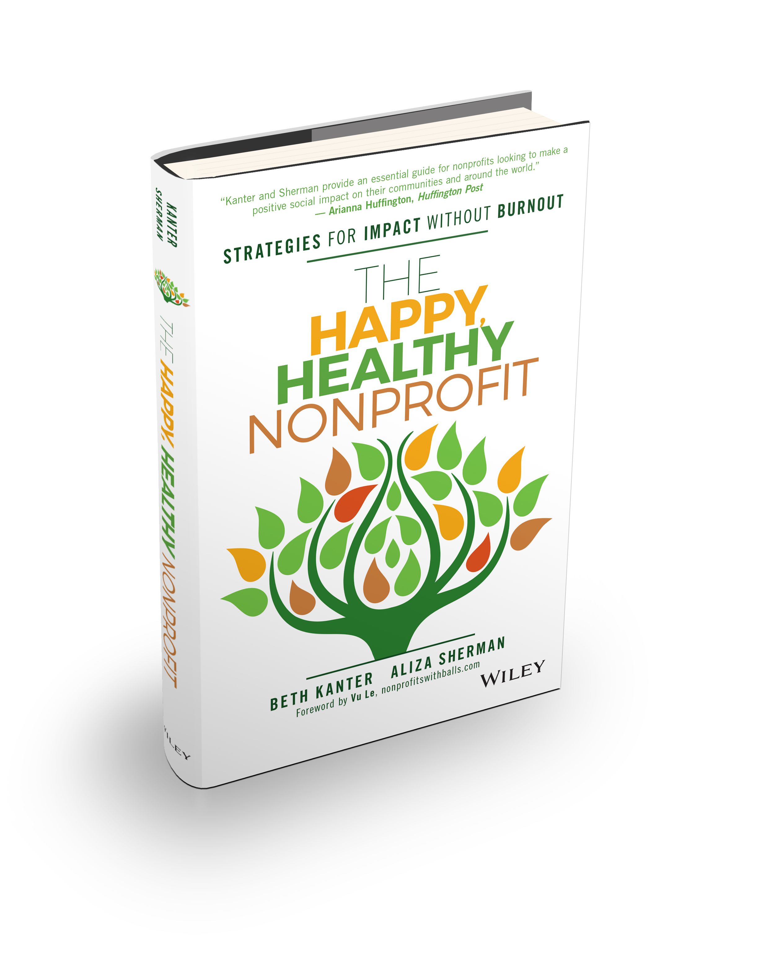 Happy Health Nonprofit Book