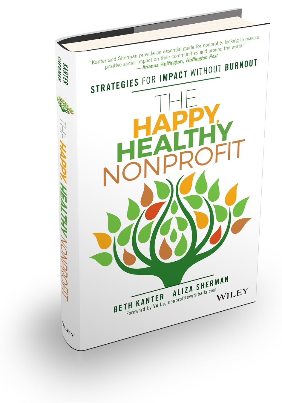Happy Nonprofit Culture