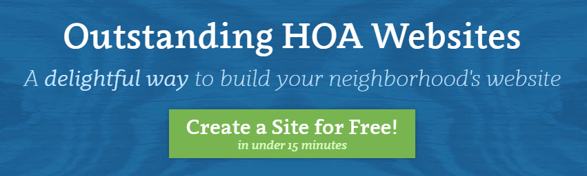 HOA Express Homeowner Association Software