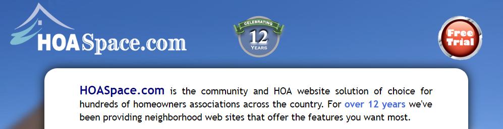 HOASpace Homeowner Association Software