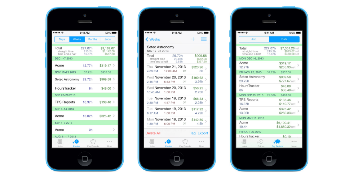 Hours Tracker Time Tracking Software Nonprofit