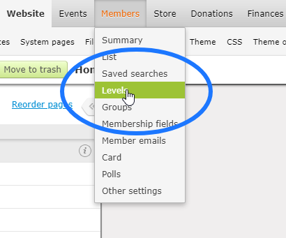 How to Create a Members Only Website Step 10