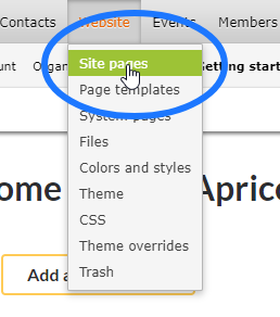 How to Create a Members Only Website Step 5