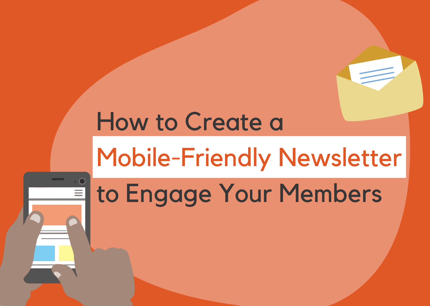 Mobile-friendly newsletter blog image