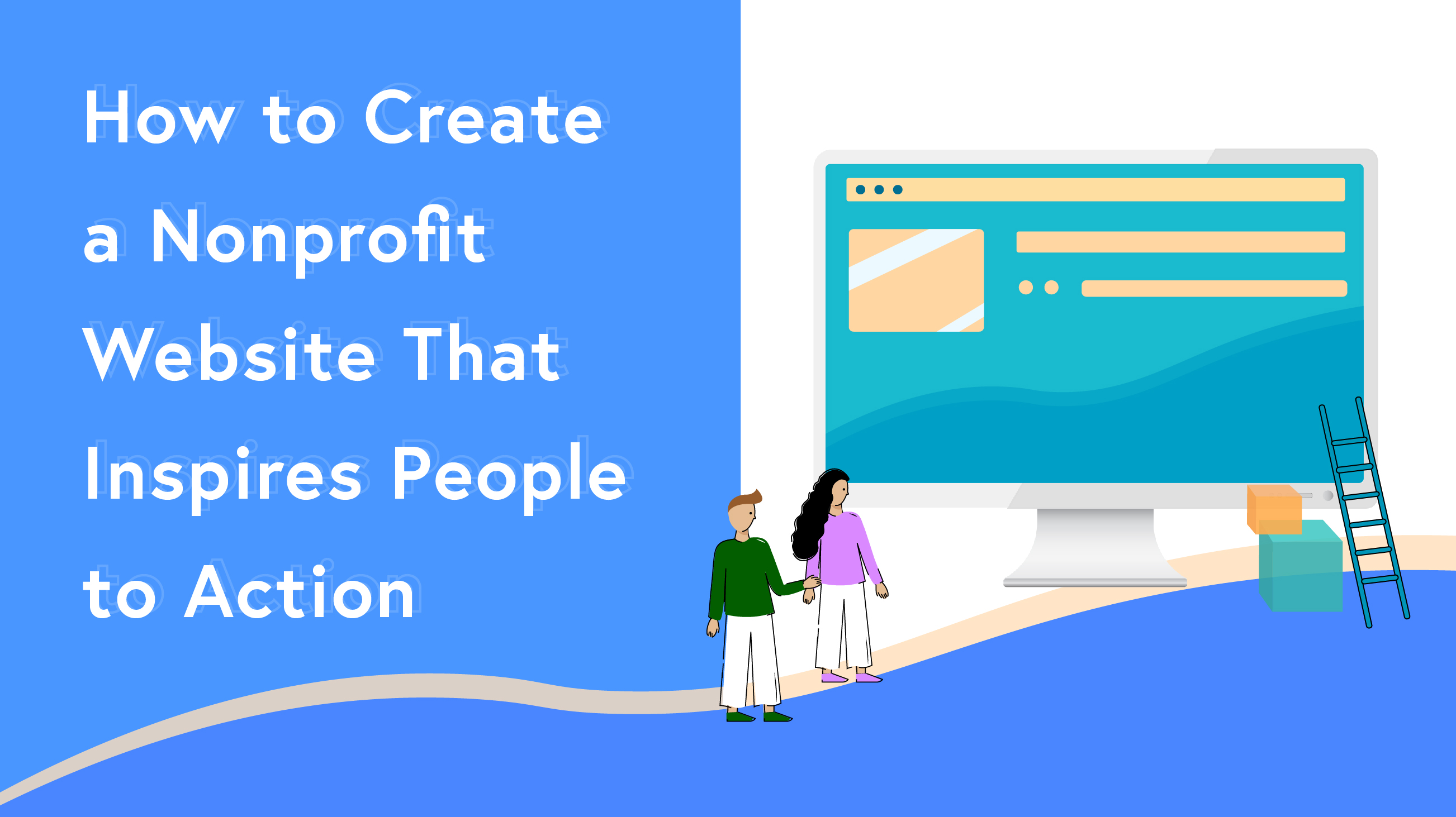 How to create a nonprofit website