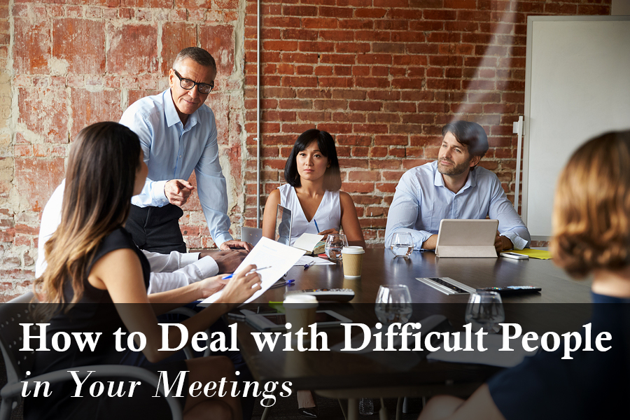 how to deal with difficult people 9 ways to deal with difficult employees  no matter how difficult an employee may be,  leading so people will follow,.