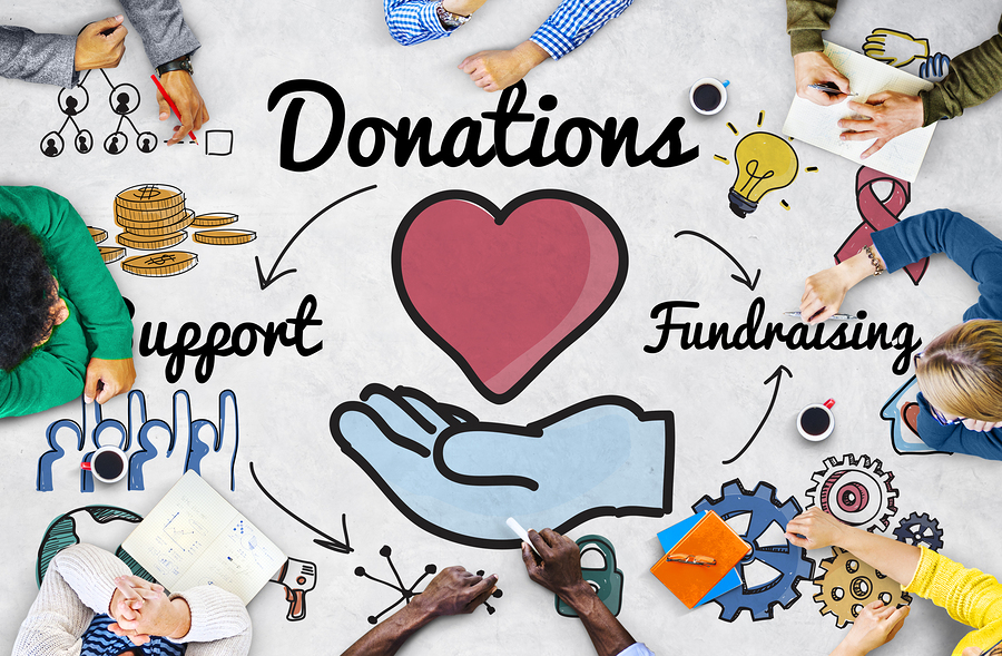 How To Get Donations 18 Ways The Pros Are Doing It Wild