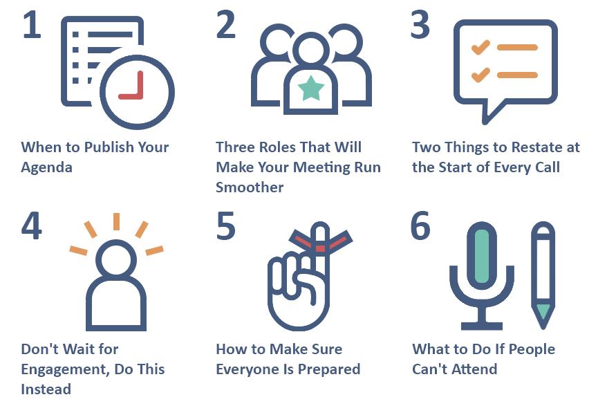 How to run a virtual meeting