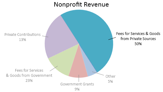how to start a nonprofit revenue 2