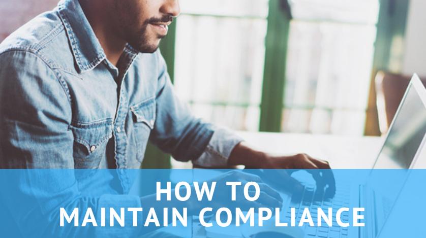 how to start an association compliance