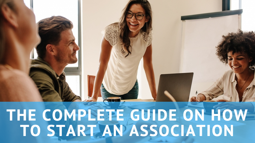 how to start an association guide