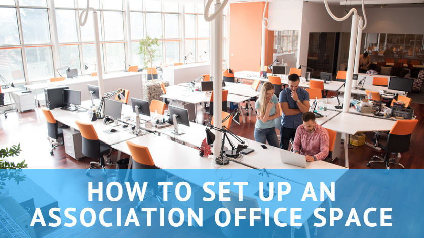 how to start an association office