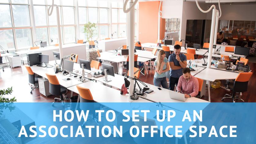 how to start an association office