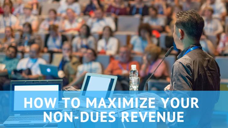 how to start an association revenue source