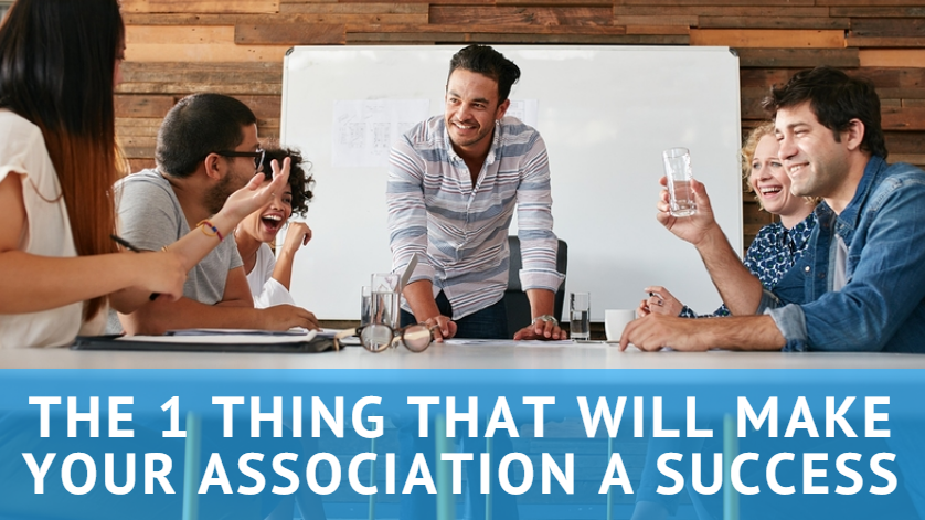 how to start an association success