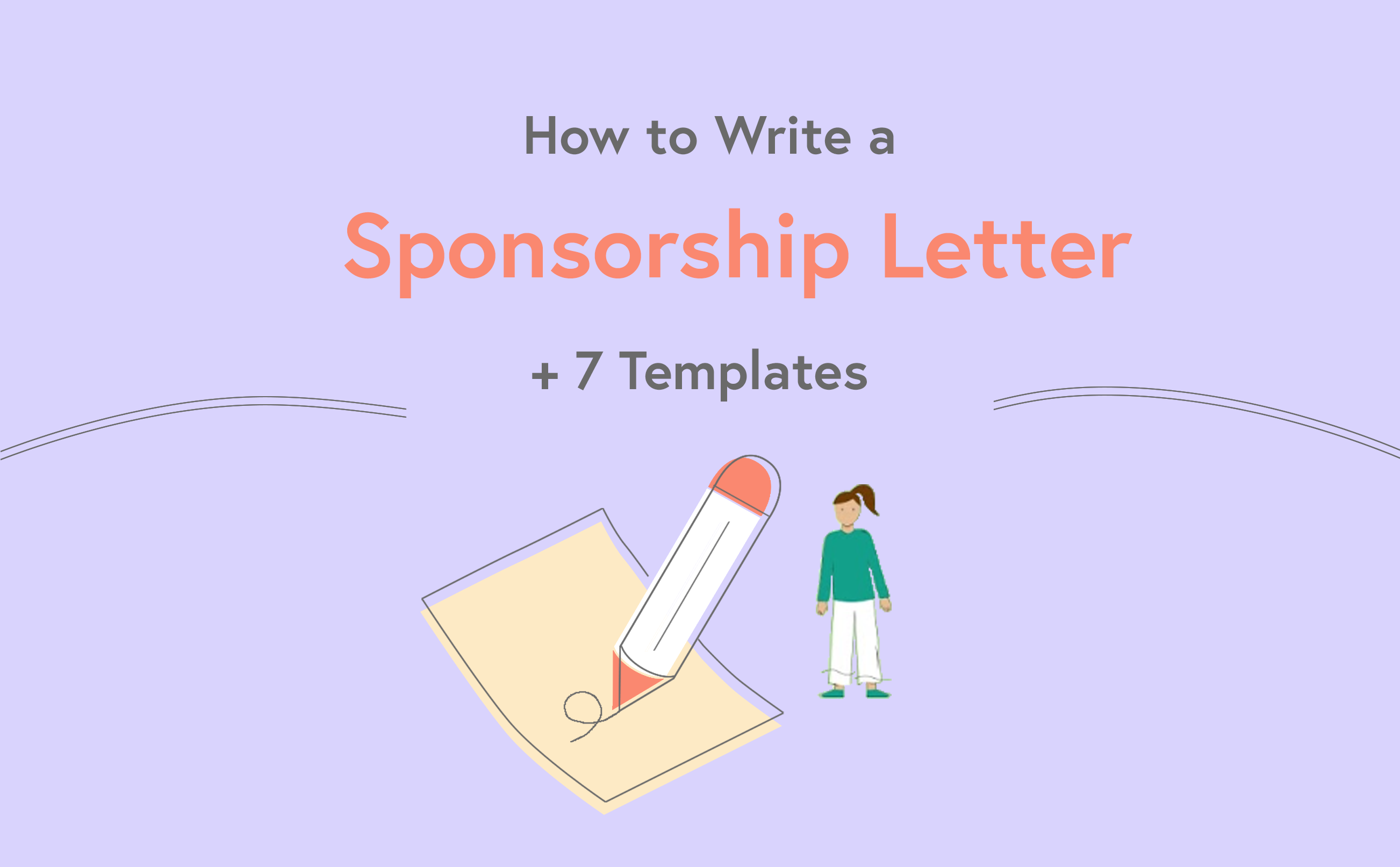 How to Write a Sponsorship Letter