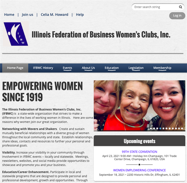 Illinois Federation of Business Women's Clubs