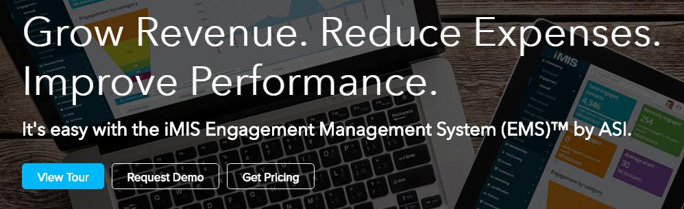 imis membership management software