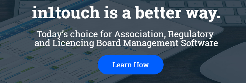 in1touch association management software