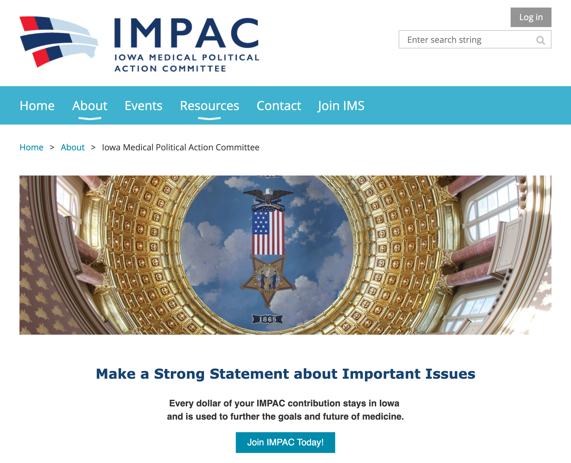 Iowa Medical Political Action Committee