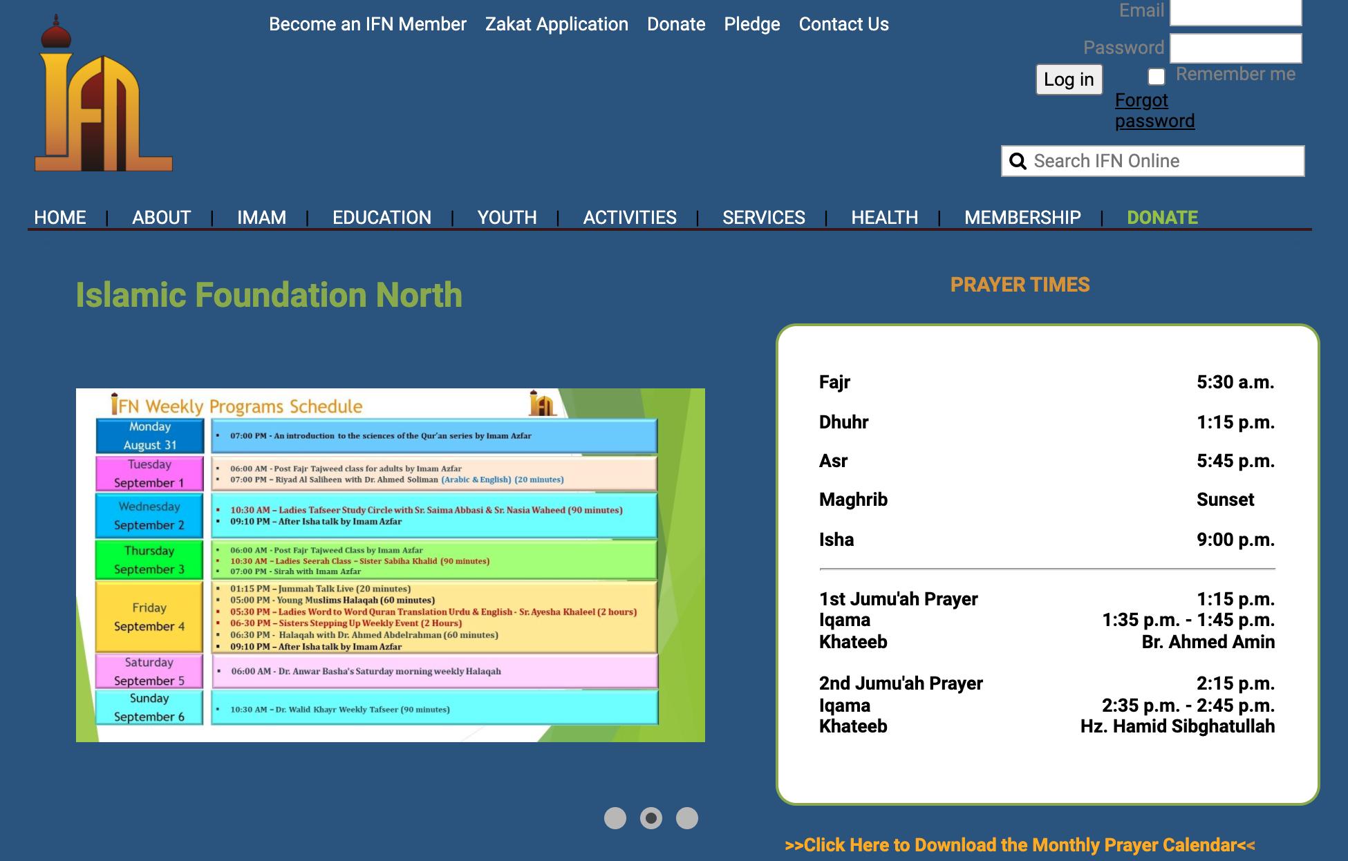 Islamic Foundation North
