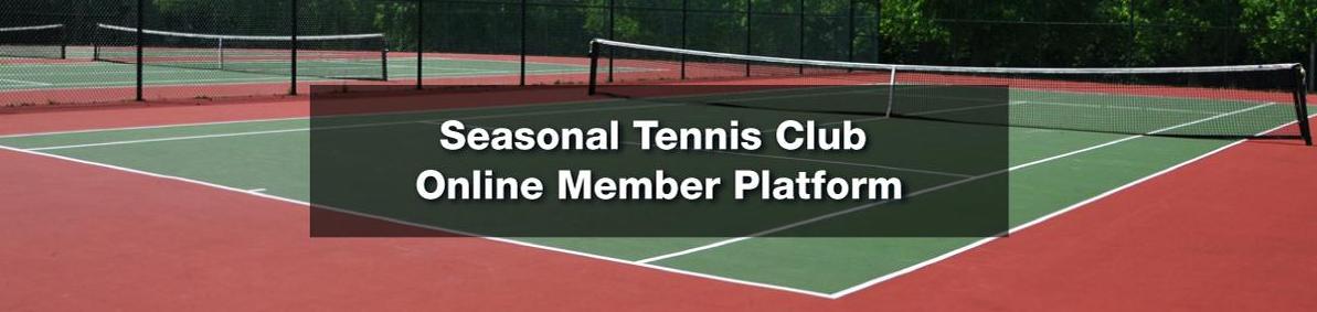 jegysoft Tennis Club Management Software