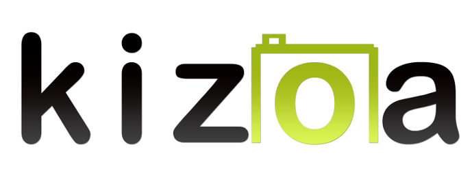 kizoa logo photo sharing nonprofit tools