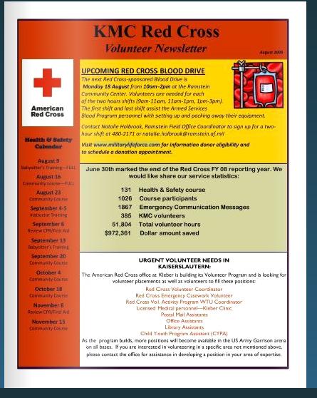 KMC Red Cross