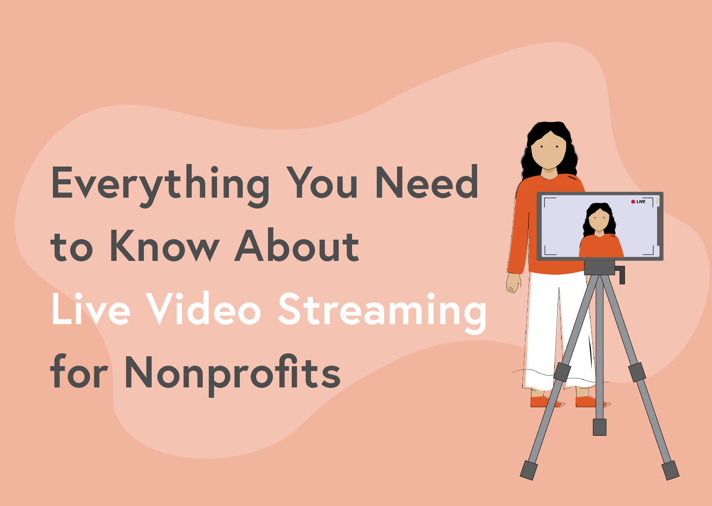 live streaming for nonprofits