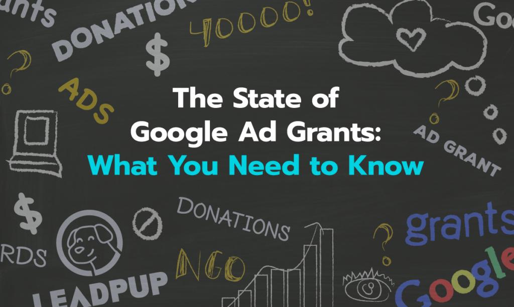 Nonprofit Google Ads Grant