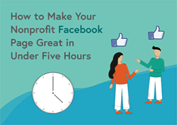 Make facebook page great blog post header