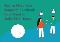 Make facebook page great blog post header