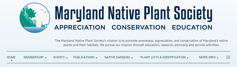 Maryland Native Plant Society