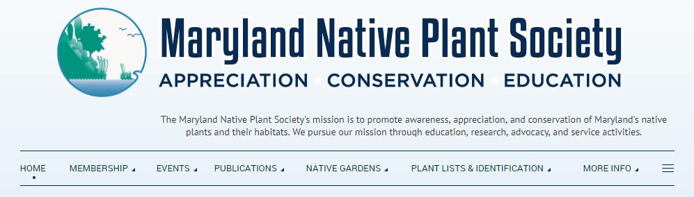 Maryland Native Plant Society