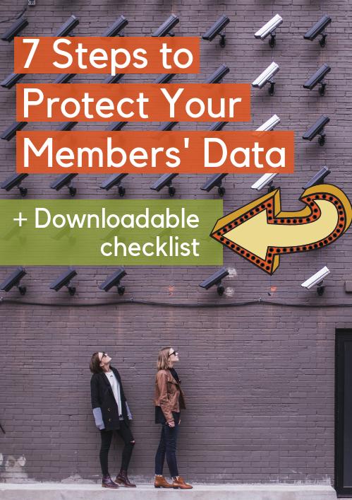 Member data security sidebar 2