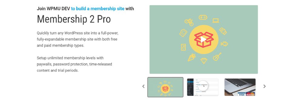 Membership 2 WordPress Membership Plugin