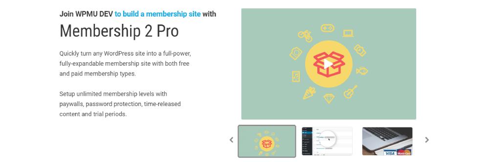 Membership 2 WordPress Membership Plugin