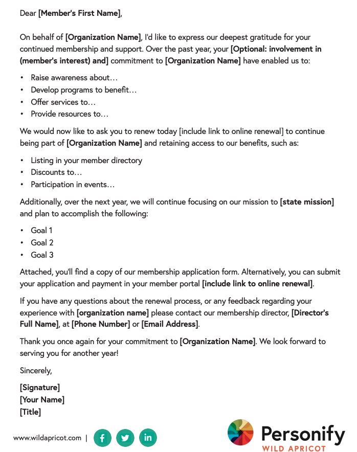 Lifetime Fitness Cancellation Letter Example from d.wildapricot.net