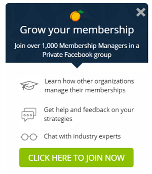 Membership Site Facebook Group