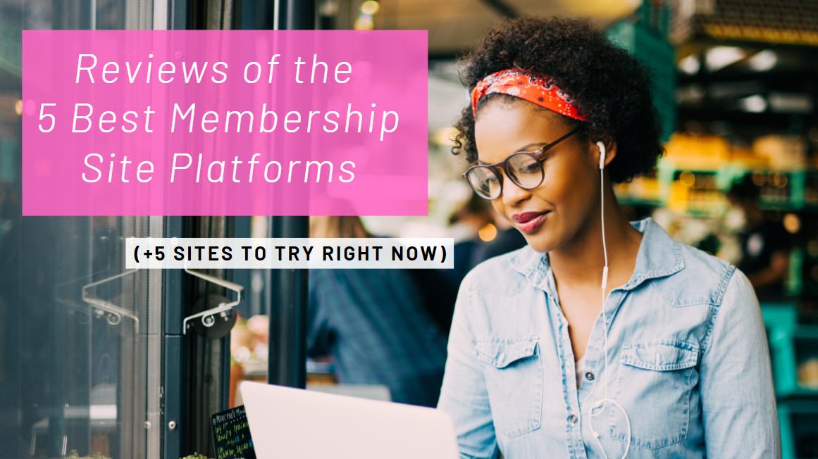 Membership Site Platform WA