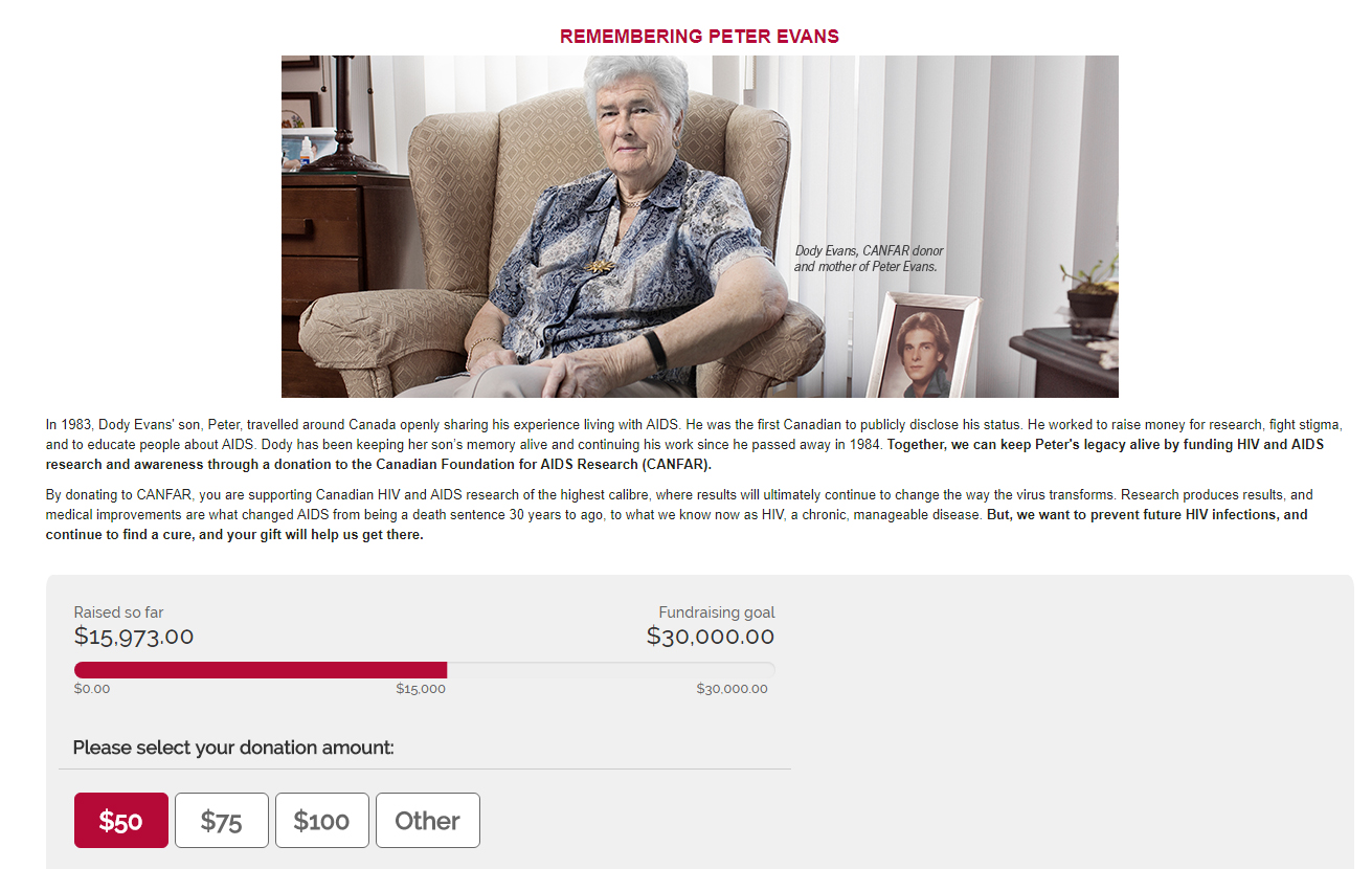 Millennial Donors CANFAR