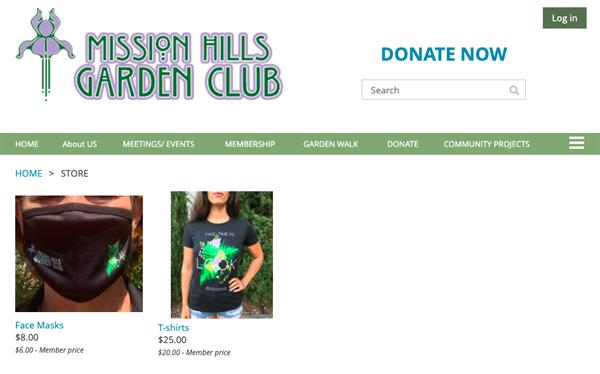 Mission Hills Garden Club