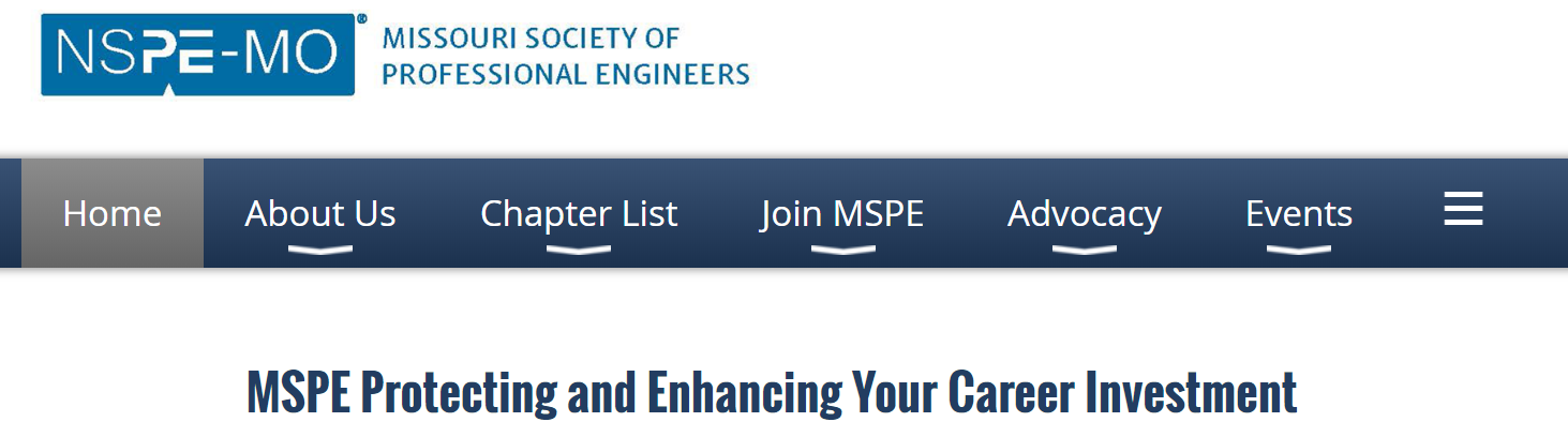 MSPE header image